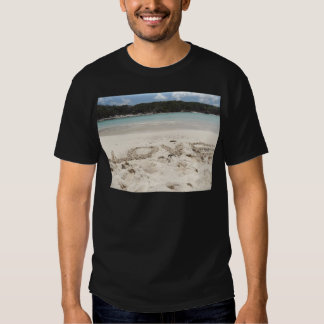 LOVE Written in the Sand at the Blue Lagoon T-shirt