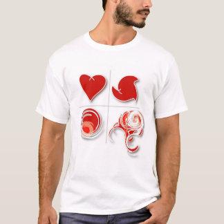 love X 4 T-Shirt