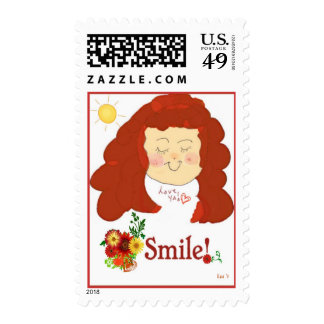 Love Ya! Postage Stamps