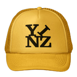 Love Yinz Trucker Hat