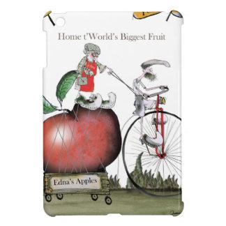 Love Yorkshire big apples iPad Mini Cases