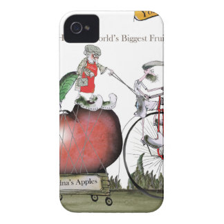 Love Yorkshire big apples iPhone 4 Cover