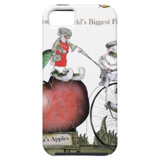 Love Yorkshire big apples iPhone SE/5/5s Case