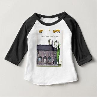 Love Yorkshire big peapods Baby T-Shirt