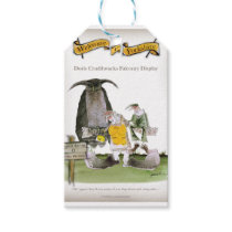 love yorkshire falconry display gift tags