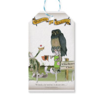 love yorkshire obedience class gift tags