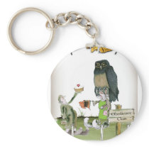 love yorkshire obedience class keychain