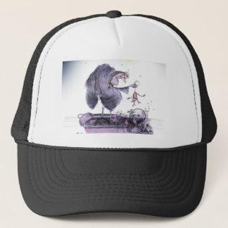 love yorkshire ol' ma ferret trucker hat