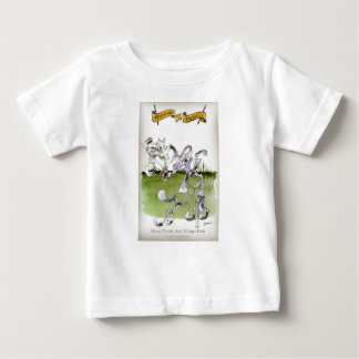 Love Yorkshire whippet dash Baby T-Shirt