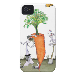 Love Yorkshire 'world's biggest carrot' iPhone 4 Case