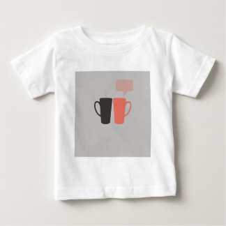 Love You A Latte Baby T-Shirt