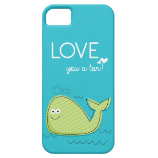 Love you a ton! iPhone 5 cases