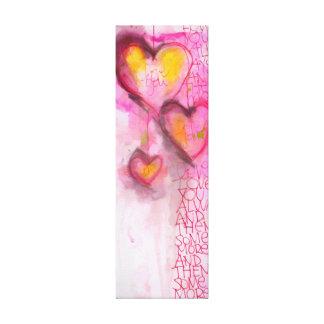 Love You Always Canvas Print