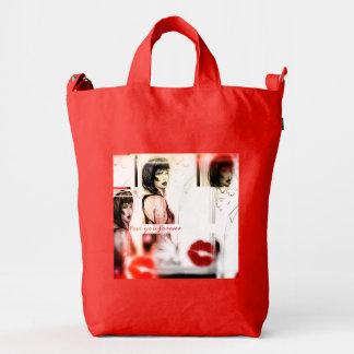 Love you- BAGGU Duck Bag, Poppy Duck Bag
