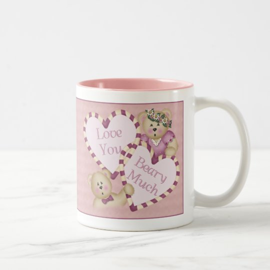 Love You Beary Much Mug