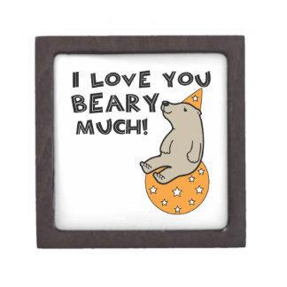 Love You Beary Much Premium Gift Box