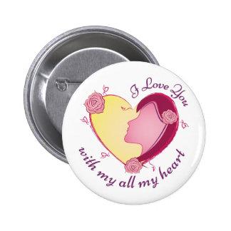 Love You Button