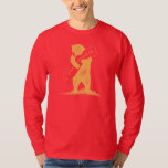 Love You California--Red and Gold Tees