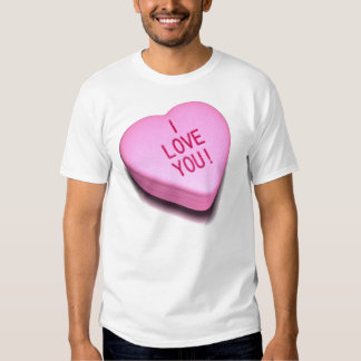 Love You Candy Shirt