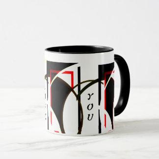 Love You Design Mug