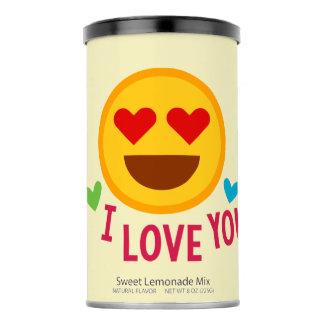 Love You Emoji Lemonade Drink Mix