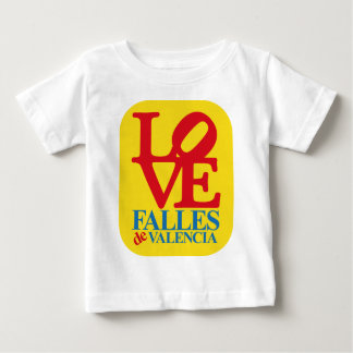 LOVE YOU FAIL YELLOW STAMP T SHIRTS