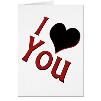 Love you Forever! Card