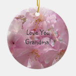 Love You Grandma! ornaments Holiday Christmas Tree