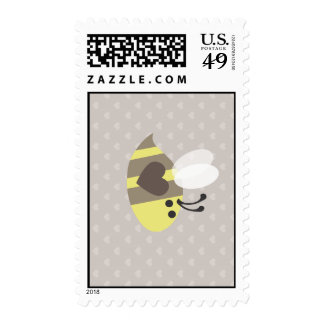 Love you honey! postage stamp