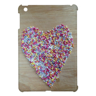 love you hundreds and thousands iPad mini covers