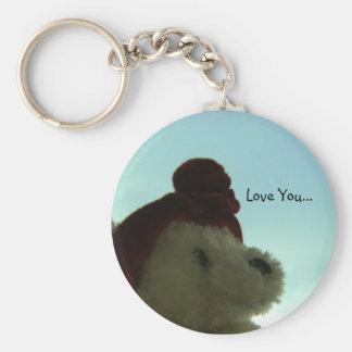 Love You... Keychain