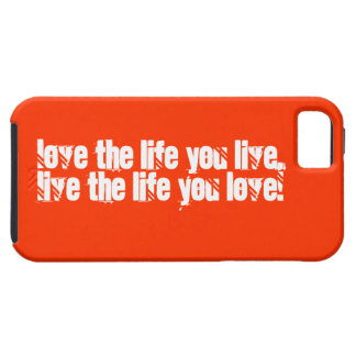 Love you life iPhone Hoesje iPhone SE/5/5s Case