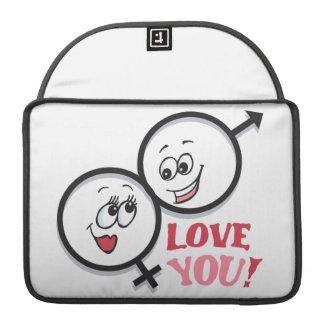 Love You MacBook Pro Sleeve