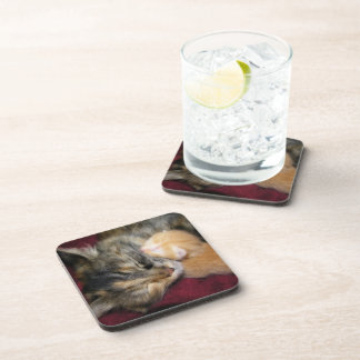 Love You Mom Beverage Coaster