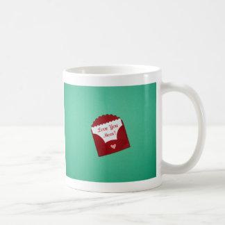 Love you Mom! Coffee Mug