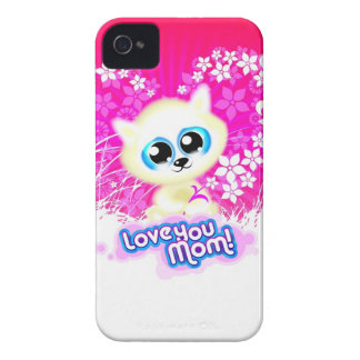 Love You Mom iPhone 4 Case