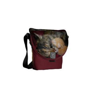 Love You Mom Messenger Bag