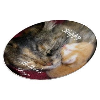 Love You Mom Plate