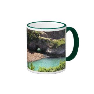 Love You Mom! Ringer Coffee Mug