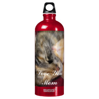 Love You Mom Water Bottle