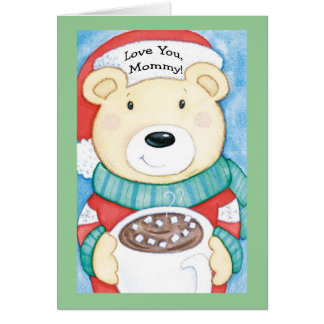 Love You, Mommy Greeting Cards