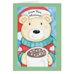 Love You, Mommy Greeting Card