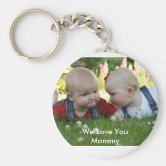 Love You Mommy Keychain