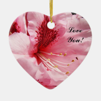Love You! Mom's hanging Ornament Heart gifts