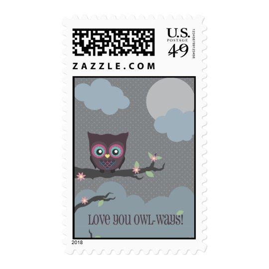 Love You Owl-ways! Postage