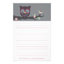Love You Owl-ways! Stationery