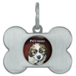 Love You_ Pet Name Tag