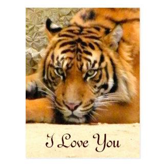 Love You_ Postcard