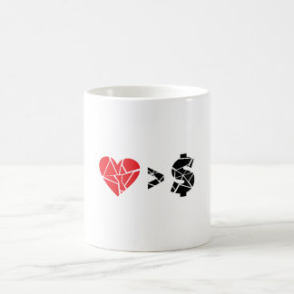 love you t coffee mug