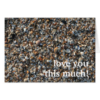love you this much card